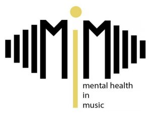 Mental Health in music logo