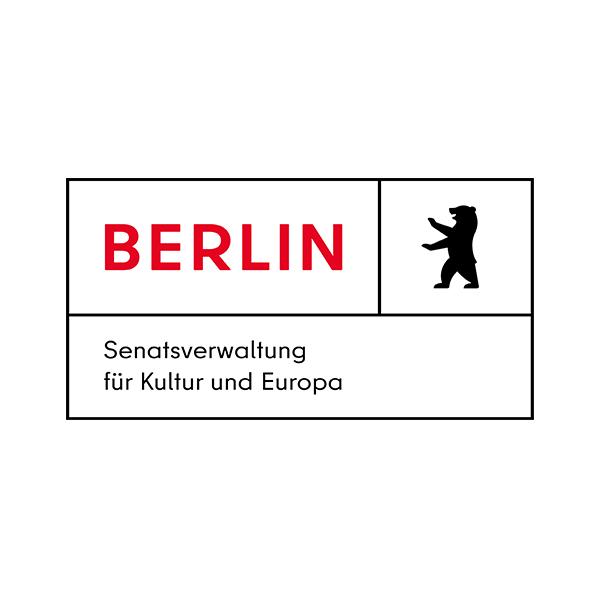 Senatsverwaltung für Kultur und Europa Logo