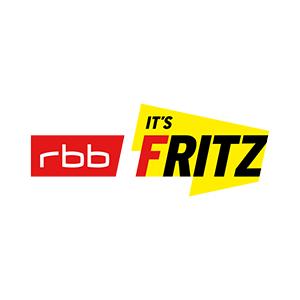rbb Fritz Logo